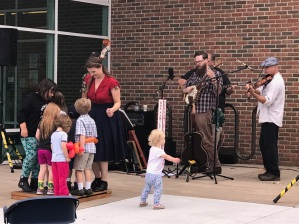 Music for all ages at the 2017 Summer Celebration